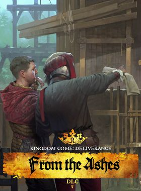 Kingdom Come: Deliverance - From the Ashes Key Art