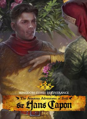 Kingdom Come: Deliverance - The Amorous Adventures of Bold Sir Hans Capon Key Art