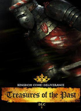 Kingdom Come: Deliverance – Treasures of The Past Key Art