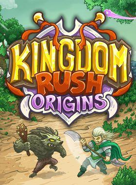 Kingdom Rush Origins - Tower Defense Key Art