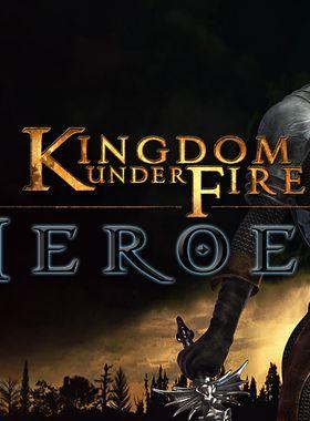 Kingdom Under Fire: Heroes Key Art