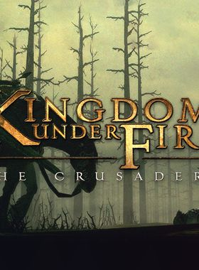 Kingdom Under Fire: The Crusaders Key Art
