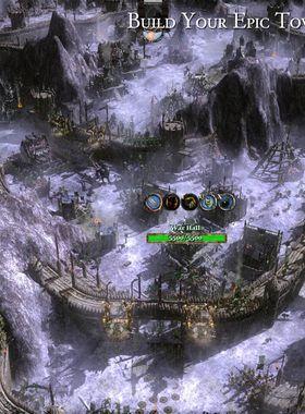 Kingdom Wars 2: Battles Key Art