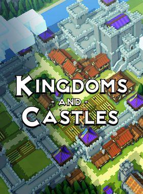 Kingdoms and Castles Key Art