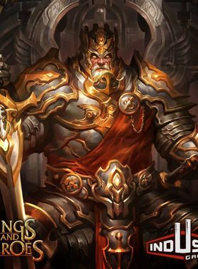Kings and Heroes Key Art