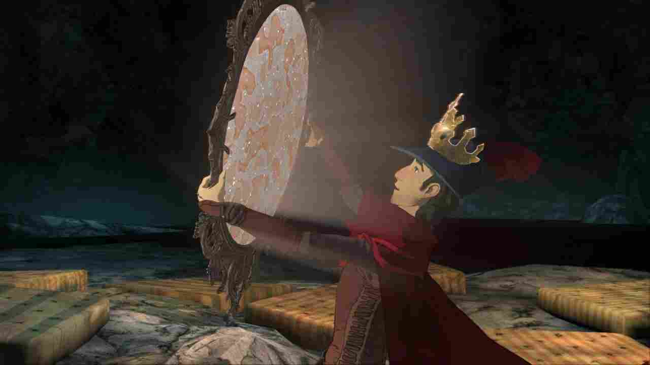 King's Quest: The Complete Collection Background Image