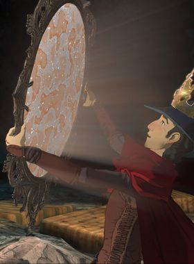 King's Quest: The Complete Collection Key Art