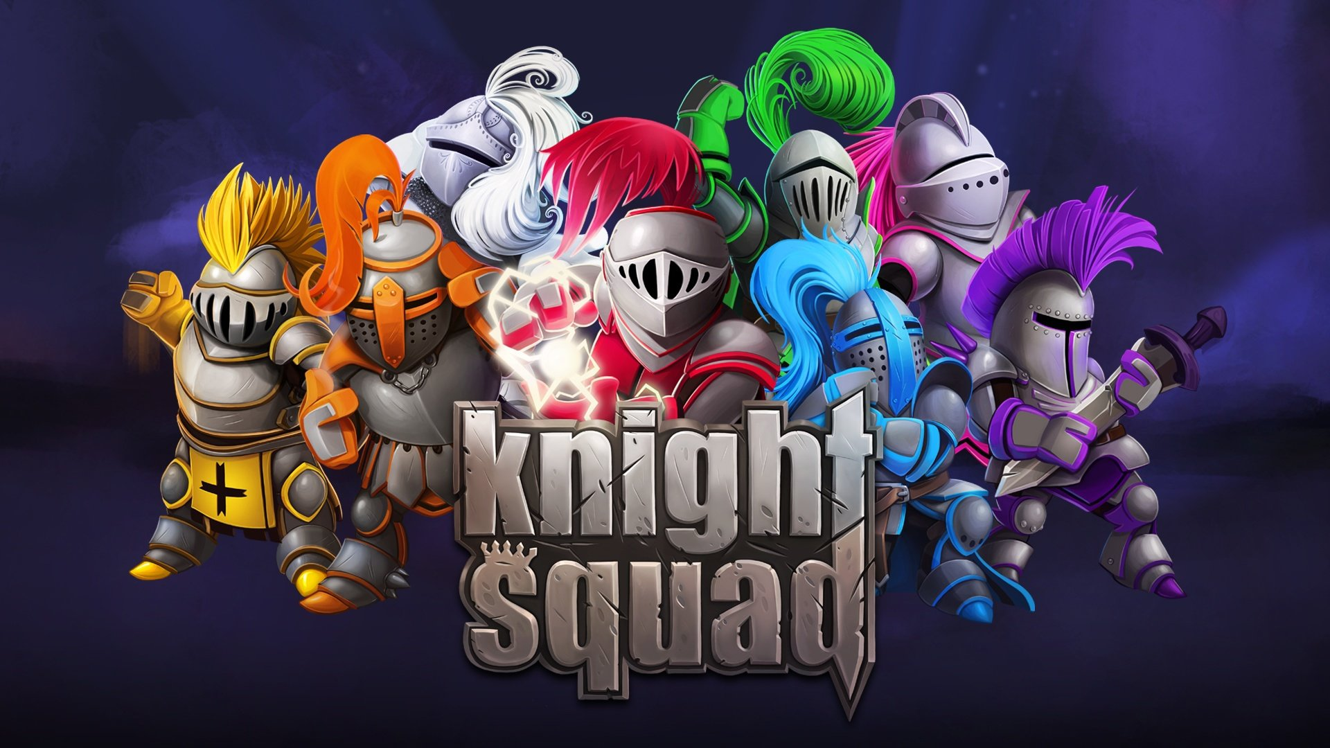 Image result for knight squad game