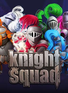 Knight Squad Key Art