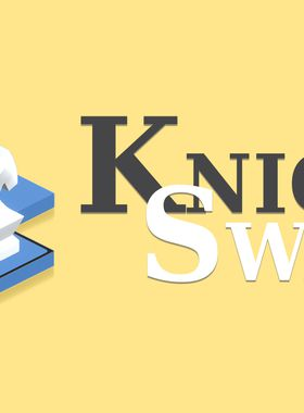 Knight Swap Key Art