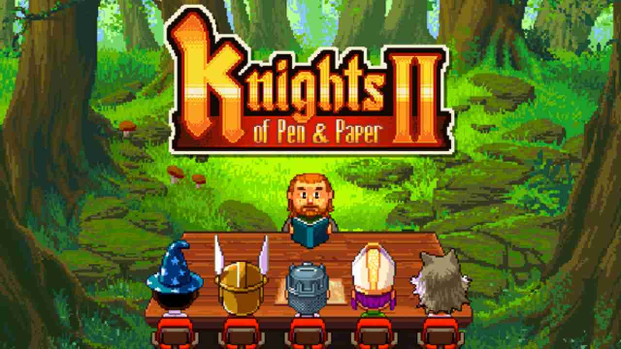 Knights of Pen and Paper 2 Thumbnail