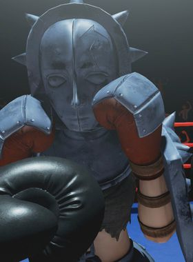 Knockout League Key Art