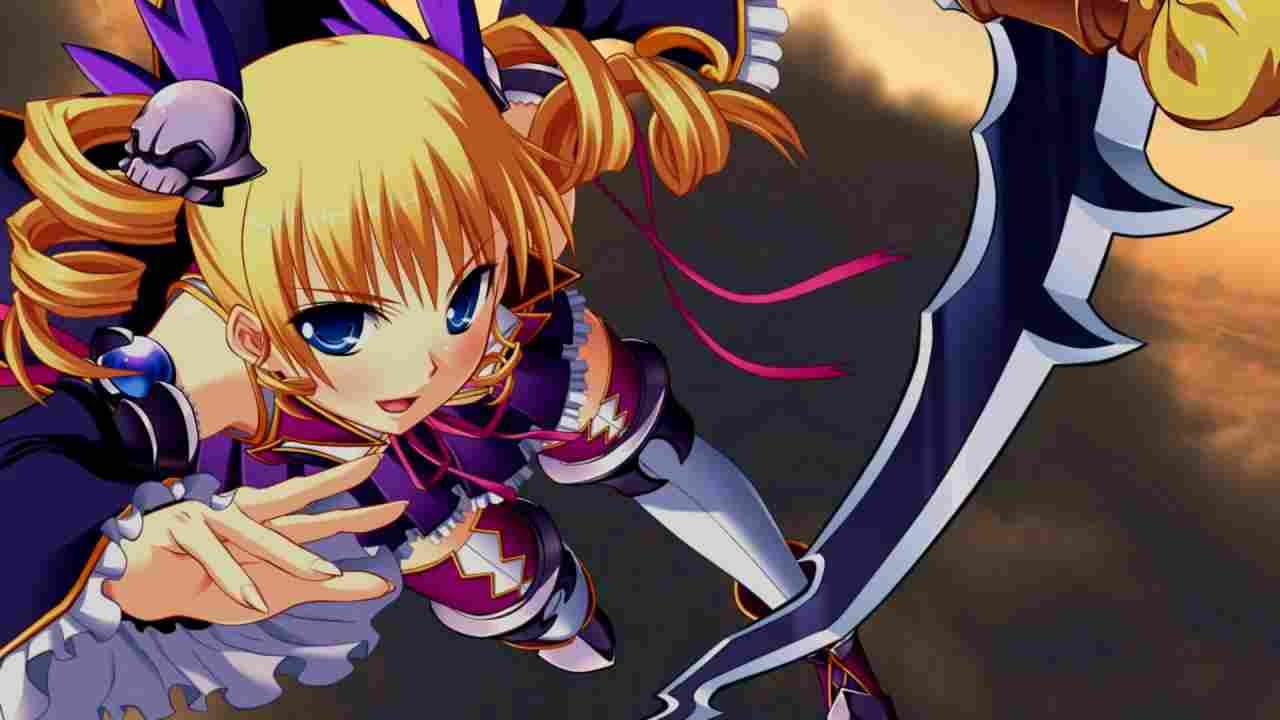 Koihime Enbu Background Image