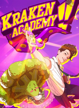 Kraken Academy!! Key Art