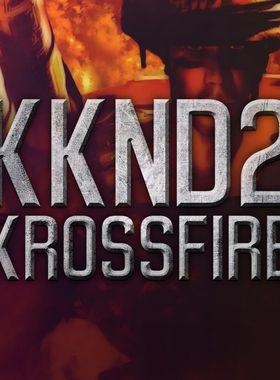 Krush Kill 'N Destroy 2: Krossfire Key Art