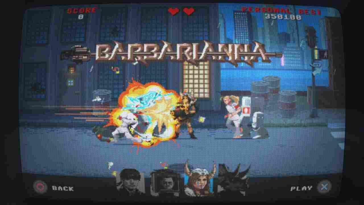 Kung Fury: Street Rage Thumbnail