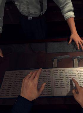 L.A. Noire: The VR Case Files Key Art