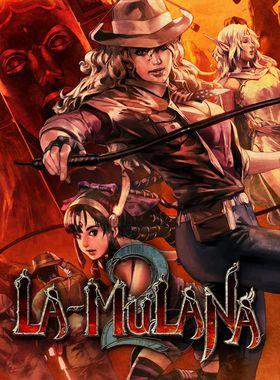 La-Mulana 2 Key Art