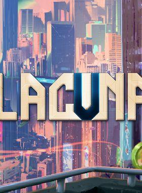 Lacuna – A Sci-Fi Noir Adventure Key Art