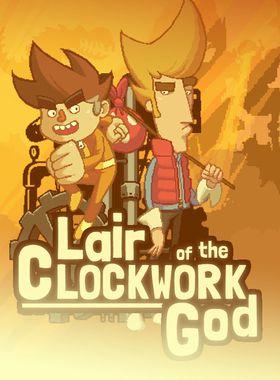 Lair of the Clockwork God Key Art