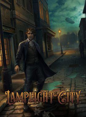 Lamplight City Key Art