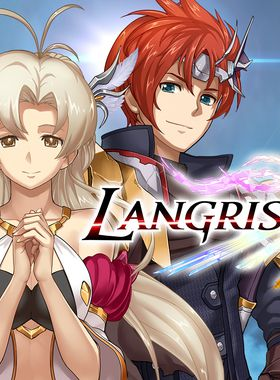 Langrisser 1 & 2 Key Art