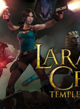 Lara Croft and the Temple of Osiris Key Art