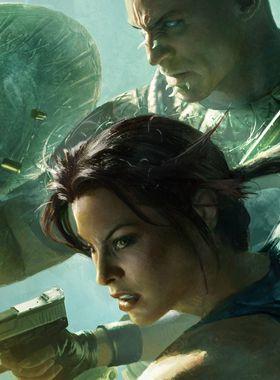 Lara Croft and the Guardian of Light Key Art