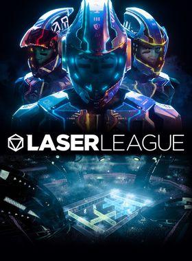 Laser League Key Art