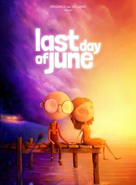 Last Day of June Key Art