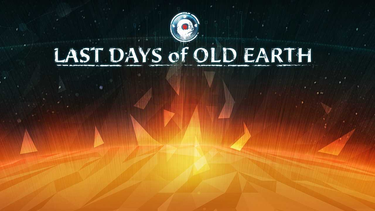 Last Days of Old Earth Thumbnail