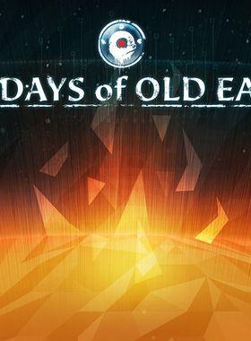 Last Days of Old Earth Key Art