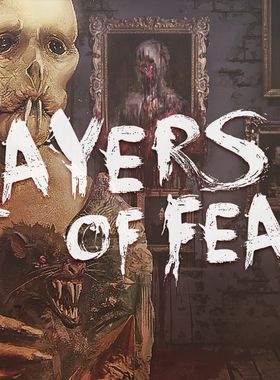 Layers of Fear Key Art