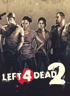 Left 4 Dead 2 Key Art