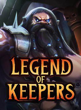 Legend of Keepers Key Art