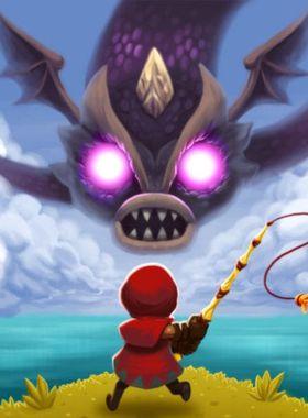 Legend of the Skyfish Key Art
