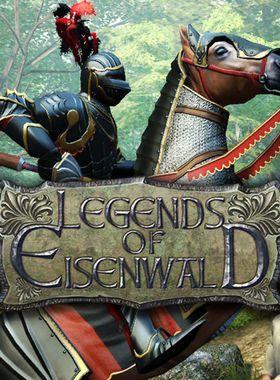 Legends of Eisenwald Key Art