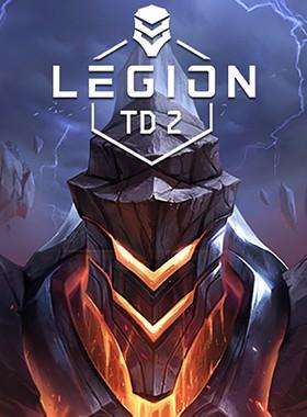 Legion TD 2 - Multiplayer Tower Defense Key Art