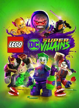 LEGO DC Super Villains Key Art