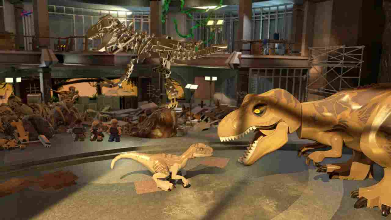 LEGO Jurassic World Thumbnail