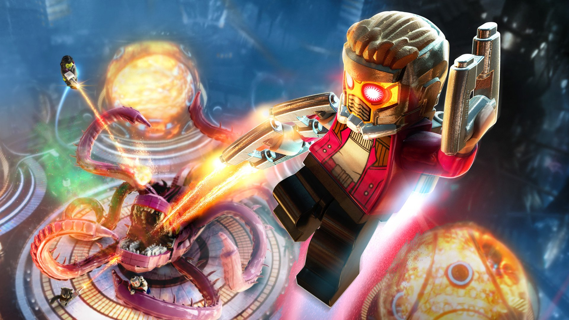 LEGO Marvel Super Heroes 2 - Guardians of the Galaxy Vol 2
