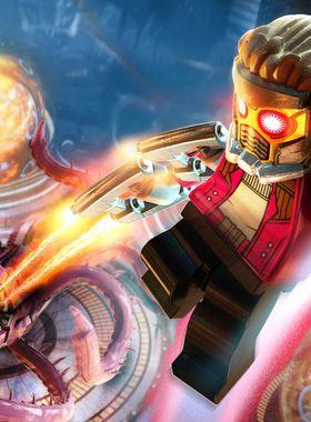 LEGO Marvel Super Heroes 2 - Guardians of the Galaxy Vol 2 Key Art