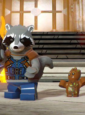 LEGO Marvel Super Heroes 2 Key Art