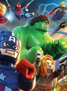 LEGO Marvel Super Heroes Key Art