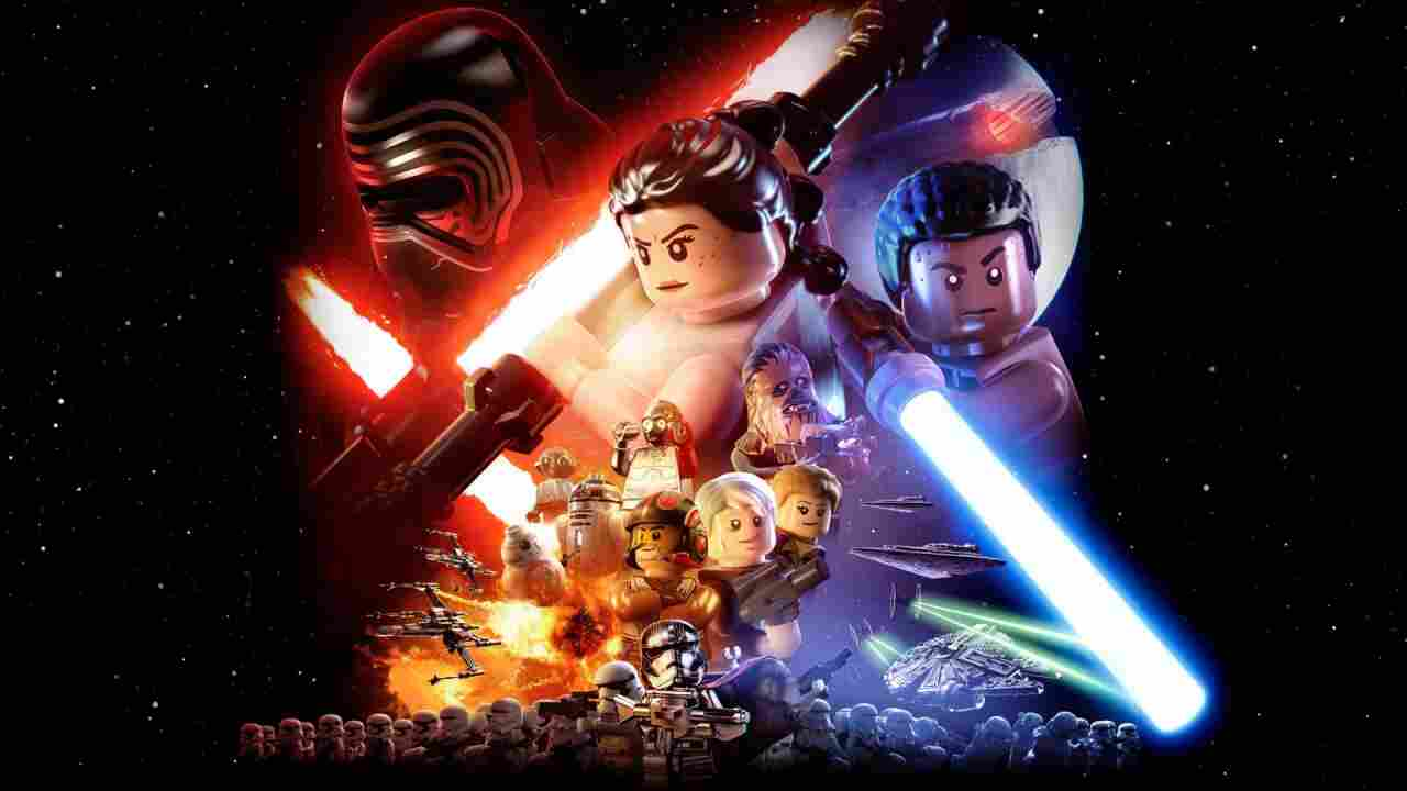 LEGO Star Wars: The Force Awakens Thumbnail