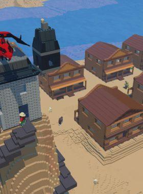 LEGO Worlds Key Art