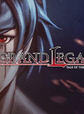 Legrand Legacy: Tale of the Fatebounds Key Art