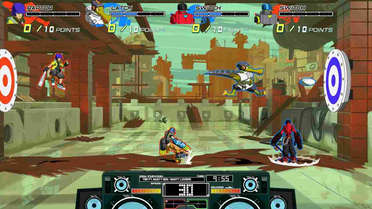 Lethal League Blaze Thumbnail