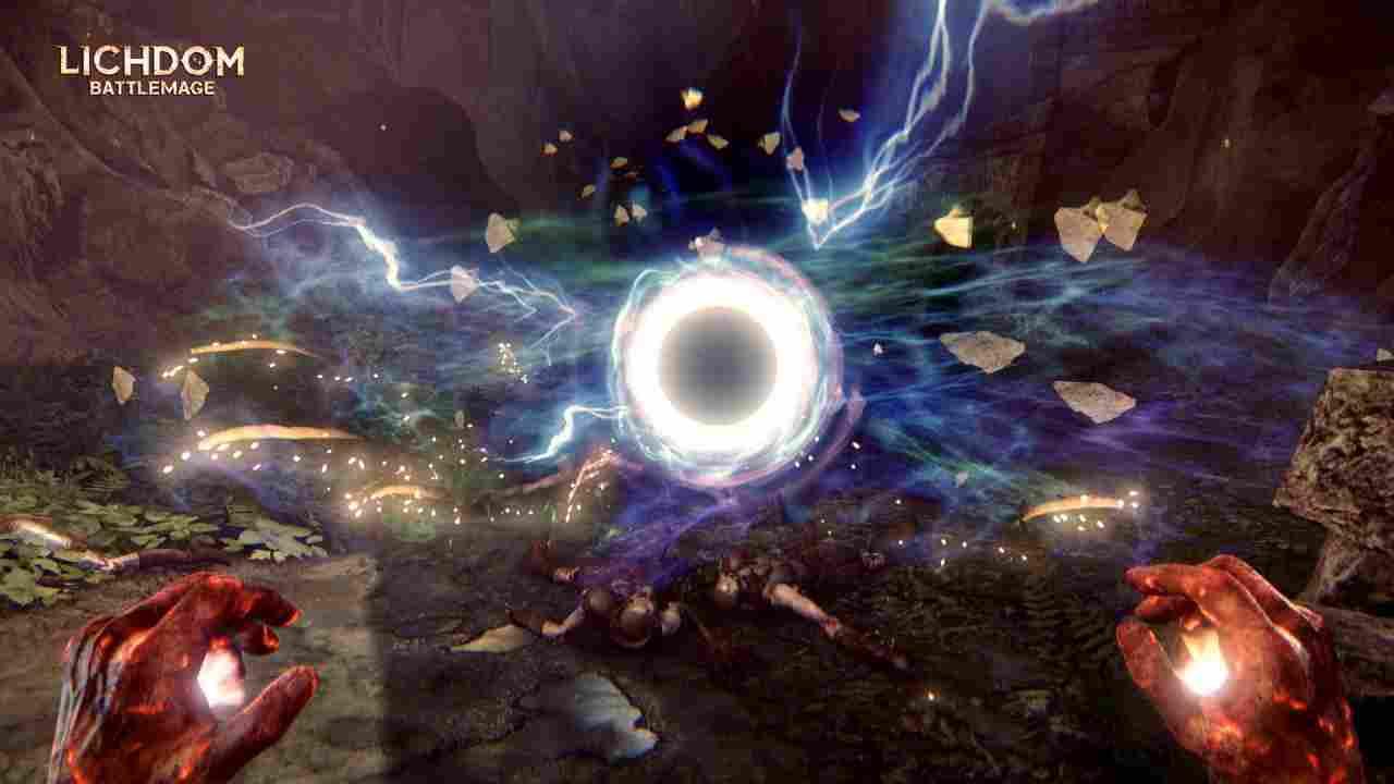 Lichdom: Battlemage Background Image