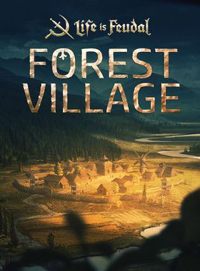 Life is Feudal: Forest Village Key Art